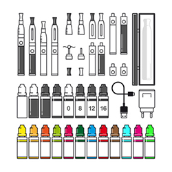 VAPORESSO - Pyrex SKRR 2ml Glass Tube